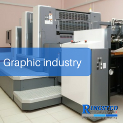 Graphic inustry CNC turning and milling services