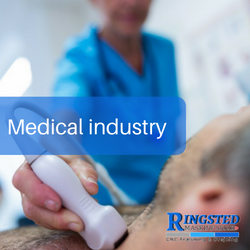 Medical inustry CNC turning and milling services